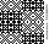 vector seamless pattern.... | Shutterstock .eps vector #552288094