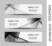 header designs   Shutterstock .eps vector #552294841