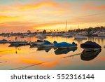 Sunset Balboa Island