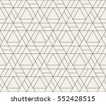 seamless linear pattern with... | Shutterstock .eps vector #552428515