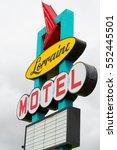 memphis  tennessee   usa  ... | Shutterstock . vector #552445501