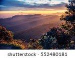sri lanka  horton plains... | Shutterstock . vector #552480181