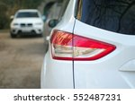 car on road. element of design.   Shutterstock . vector #552487231
