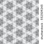 vector seamless pattern. modern ... | Shutterstock .eps vector #552509245
