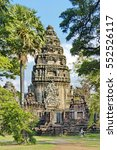 The Prang Of Prasat Phimai  A...