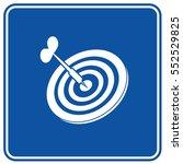 dart icon design clean vector