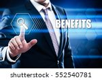 business  technology  internet... | Shutterstock . vector #552540781
