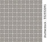 abstract zigzag pattern  modern ... | Shutterstock .eps vector #552552091