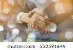 success business business... | Shutterstock . vector #552591649