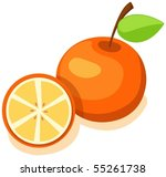 illustration of isolated ... | Shutterstock .eps vector #55261738