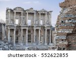 Library Of Celsus  Ancient...