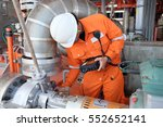 mechanical engineer measurement ... | Shutterstock . vector #552652141