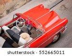 Vintage Classic American Car ...