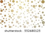 light brown abstract seamless... | Shutterstock .eps vector #552680125