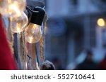 retro antique hanging light...   Shutterstock . vector #552710641