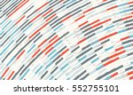 abstract background with curve... | Shutterstock .eps vector #552755101
