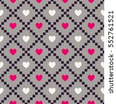 seamless geometric pattern with ...   Shutterstock .eps vector #552761521