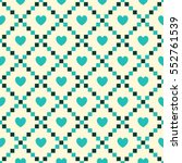 seamless geometric pattern with ...   Shutterstock .eps vector #552761539