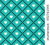 seamless geometric pattern with ...   Shutterstock .eps vector #552761545