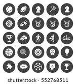 game icons | Shutterstock .eps vector #552768511