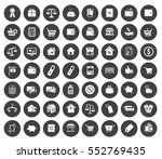 commerce icons | Shutterstock .eps vector #552769435