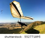 Hang Gliding Launching