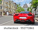kiev  ukraine. june 10  2013... | Shutterstock . vector #552772861