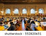 new york city   dec 1  people...   Shutterstock . vector #552820651