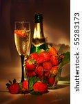 Romantic Still Life Of...
