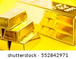 gold bars  financial  business... | Shutterstock . vector #552842971