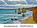 The Twelve Apostles Rock...