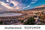 Stock photo las americas beach in tenerife island canaryspain 552919459