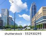 rotterdam  netherlands   august ... | Shutterstock . vector #552930295