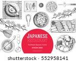 Japan Food Menu Restaurant....