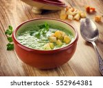 Fresh Creamy Vegetable Soup...
