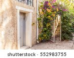 the architecture and old... | Shutterstock . vector #552983755