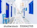 Mykonos Street  Greece