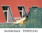 Construction Of Attic On The...