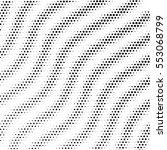 Vector Halftone Pattern Effect...
