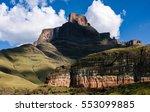 Amphitheater  Drakensberg...