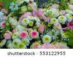 flower for love | Shutterstock . vector #553122955