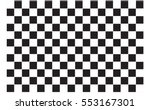 checkered flag. racing flag... | Shutterstock .eps vector #553167301