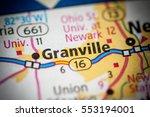 granville. ohio. usa   Shutterstock . vector #553194001