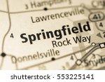 springfield. ohio. usa   Shutterstock . vector #553225141
