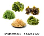 Fresh Green Seaweed