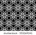 modern geometric seamless... | Shutterstock .eps vector #553269241