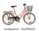 flamingo kids bike 20 inch... | Shutterstock . vector #553290319
