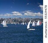 Sail Yachts Regatta Sydney...