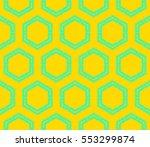 abstract seamless geometries... | Shutterstock .eps vector #553299874