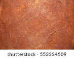 old metal iron rust texture | Shutterstock . vector #553334509